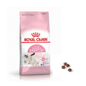 Thức ăn Royal Canin Mother & Babycat 400g