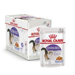 Thức ăn dạng ướt Royal Canin Sterilised Wet