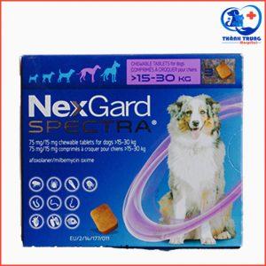 Nexgard Spectra 15-30kg