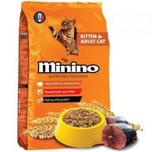 Thức ăn cho mèo Minino 1.3kg