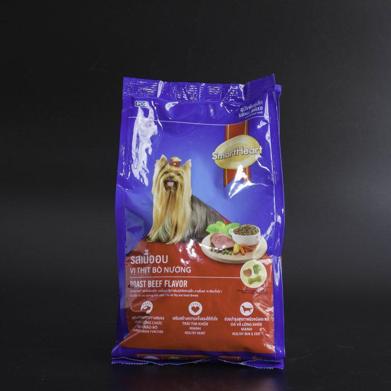 thức ăn khô cho chó SmartHeart 2