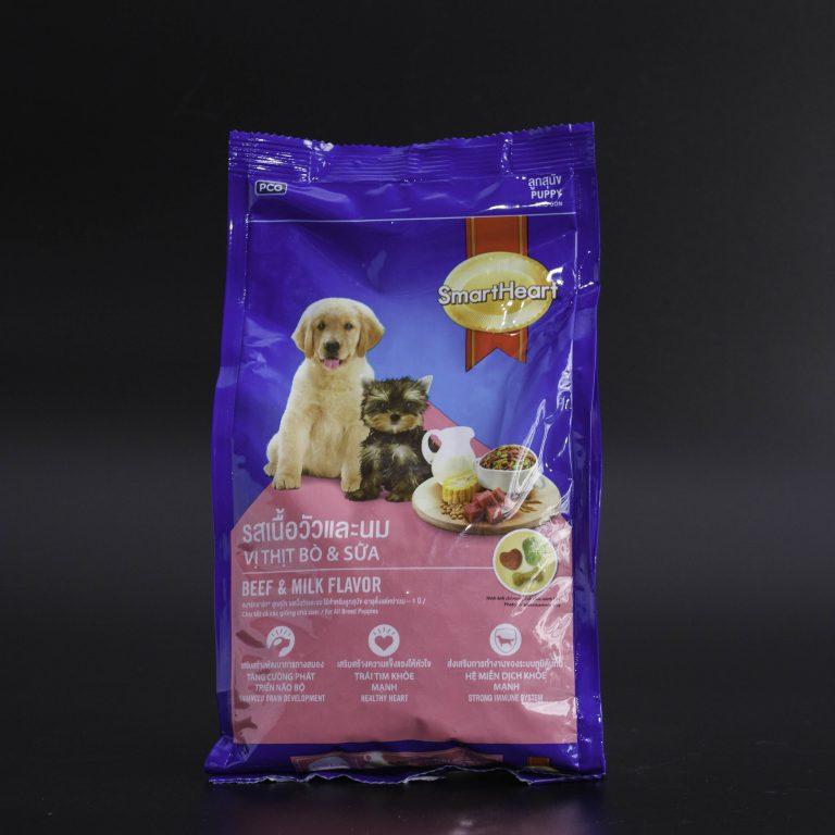 thức ăn khô cho chó SmartHeart 1